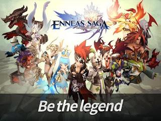 Enneas Saga Mod APK Full Unlock Upadated