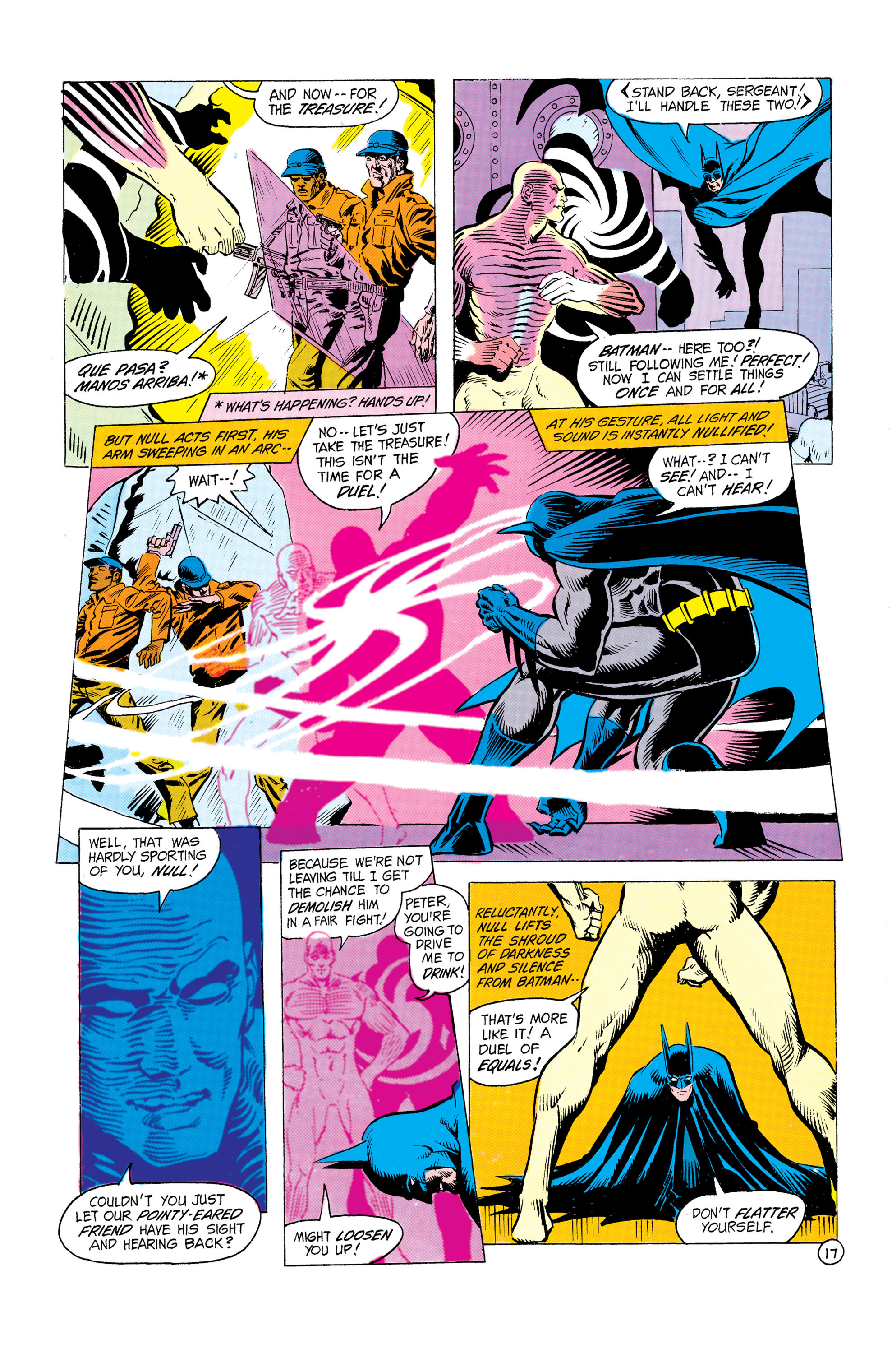Read online World's Finest Comics comic -  Issue #304 - 18