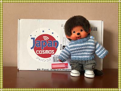 kiki monchhichi bebichhichi pocky snacks japon