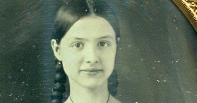 37 Lovely Portraits of Victorian Teenage Girls From Between the 1840s and 1890s