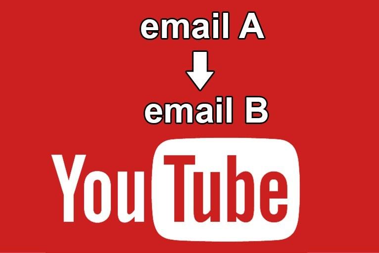 Memindahkan Channel & Sub Channel YouTube ke Email Lain