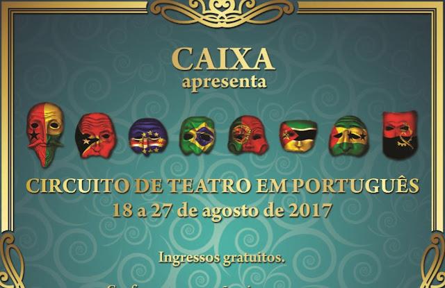 Em SP, Festival Internacional de Países Lusófonos estreia 18/08