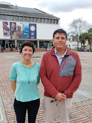 One Climate One Challenge Meza Gheung Bogota BRT Bus Rapid Transit Transmilenio Emissions Transport Transportation Bus Car Tram Tramway Metro Kg CO2 eq passenger kilometer km