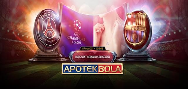Prediksi Pertandingan Paris Saint Germain vs Barcelona 15 Februari 2017