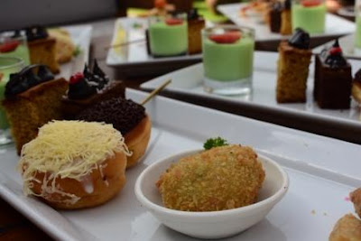Afternoon Tea at SWISS-BELINN SARIPETOJO, The Right Choice For Tea Time