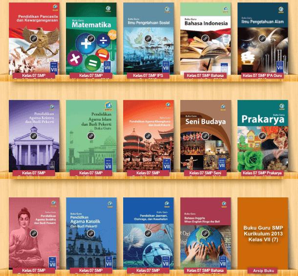 Buku Guru SMP Kurikulum 2013 Kelas VII (7)