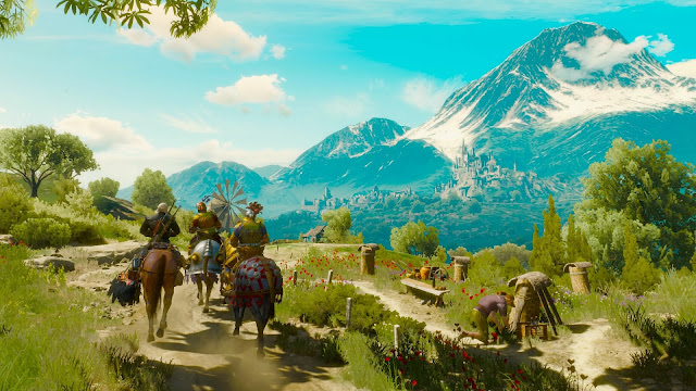 Review – The Witcher 3: Wild Hunt, Blood and Wine toussaint