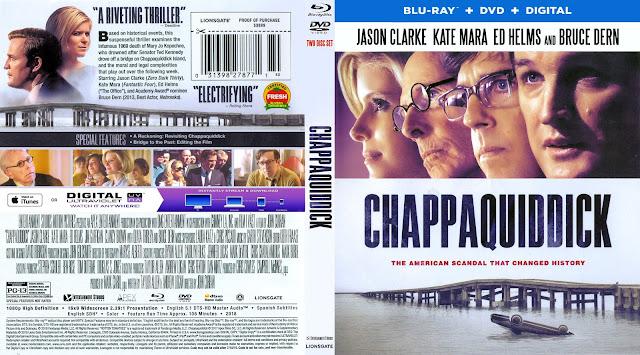 Chappaquiddick Bluray