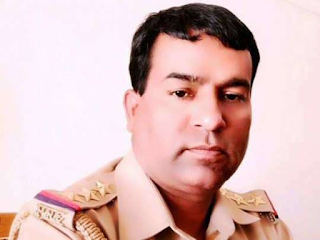 Case Registered Against Romeo Inspector Uttar Pradesh