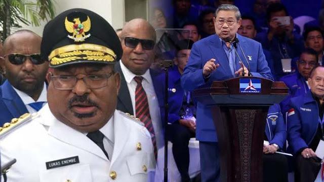 Demi Selamatkan Partai, Demokrat Biarkan Lukas Dukung Jokowi-Ma'ruf