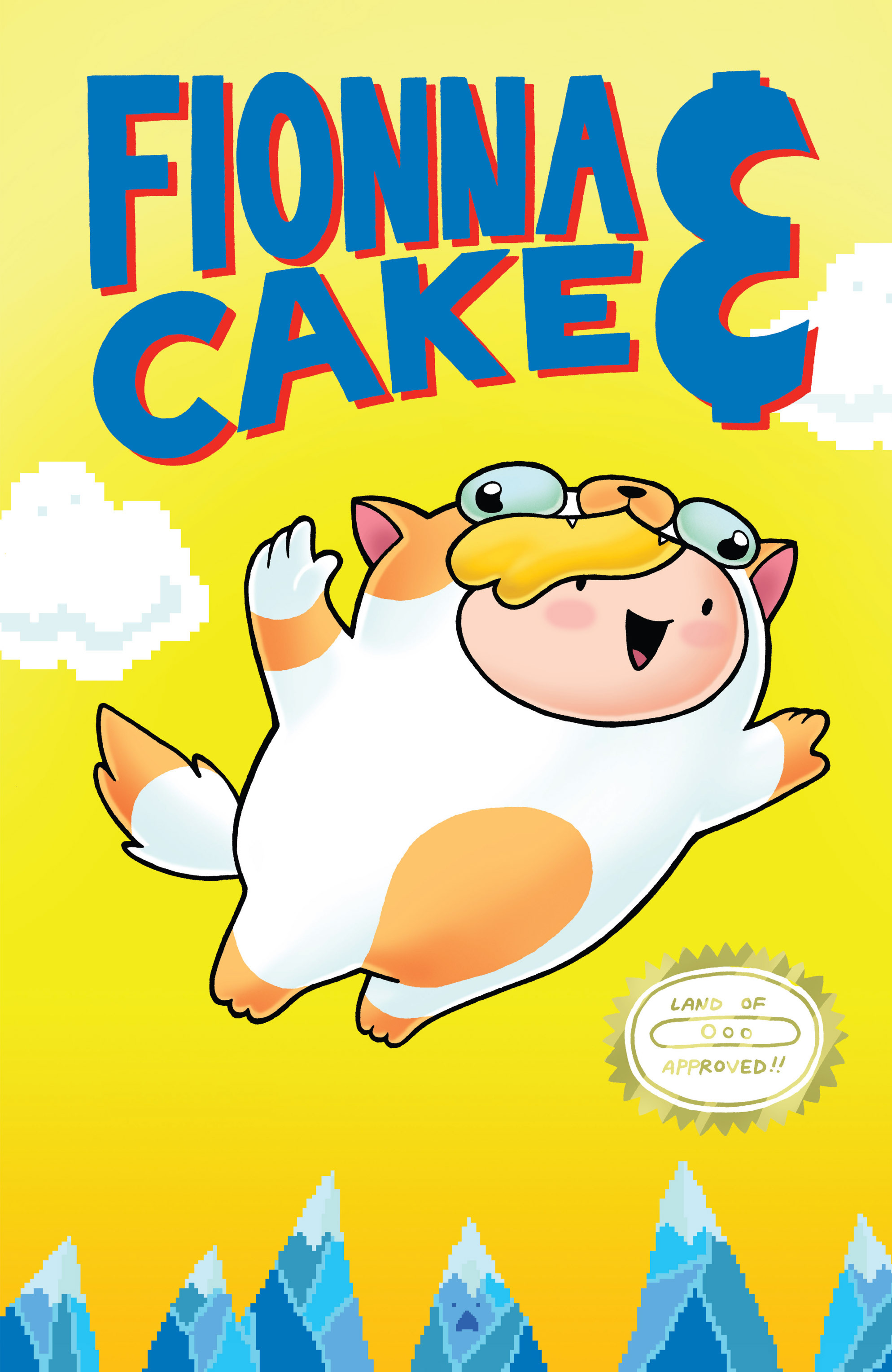 Read online Adventure Time with Fionna & Cake comic -  Issue #2 - 4