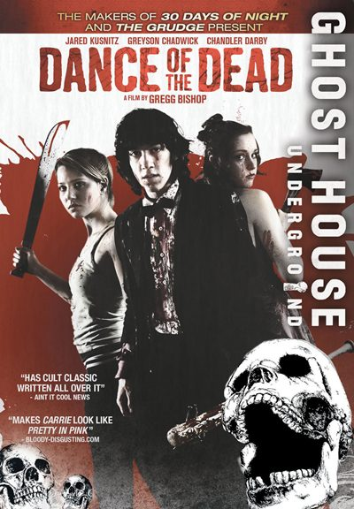 Dance of the Dead DVDRip Español Latino