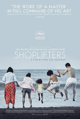 Sinopsis Film Shoplifters Manbiki Kazoku