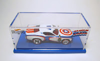 Hot Wheels   Captain America