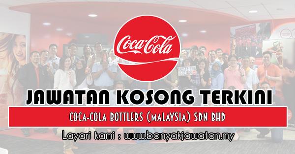 Jawatan Kosong 2018 di Coca-Cola Bottlers (Malaysia) Sdn Bhd