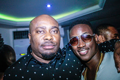 Dammy Krane at African Muzik Magazine launch
