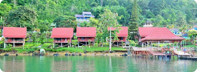 Wisma+Pusri+Danau+Ranau+Sumatera
