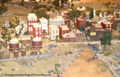 Gettysburg Diorama and History Center in Pennsylvania