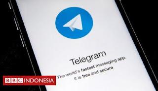 Pemerintah Resmi Blokir Telegram