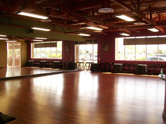 Designing A Dance Studio