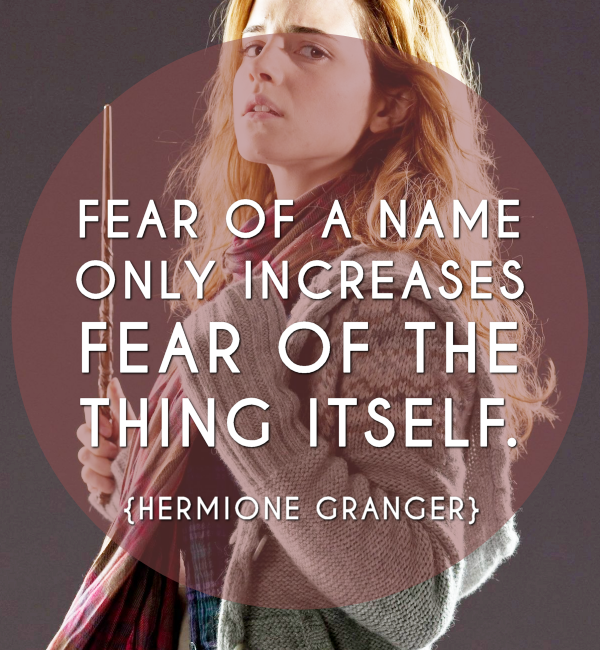 Inspirational Quotes Hermione Granger