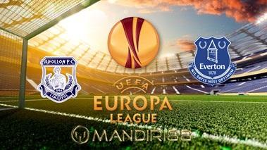 Pertandingan antara Apollon Limassol vs Everton pada match day ke Berita Terhangat Prediksi Bola : Apollon Limassol (N) Vs Everton , Jumat 08 Desember 2017 Pukul 01.00 WIB