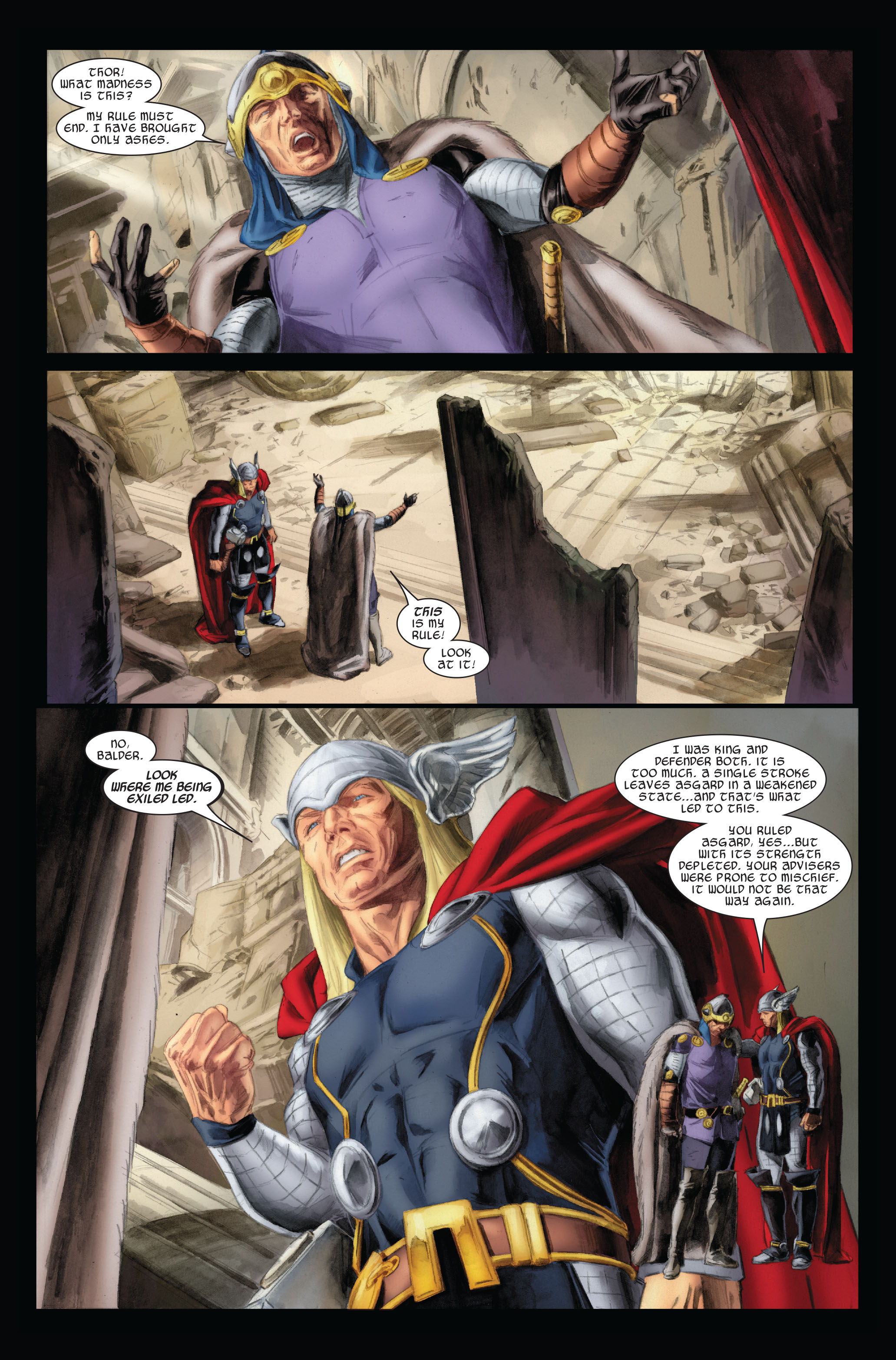 Thor (2007) Issue #610 #23 - English 14