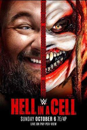 Poster Of WWE Hell In A Cell 2nd October 2019 HDTV 480P 300MB