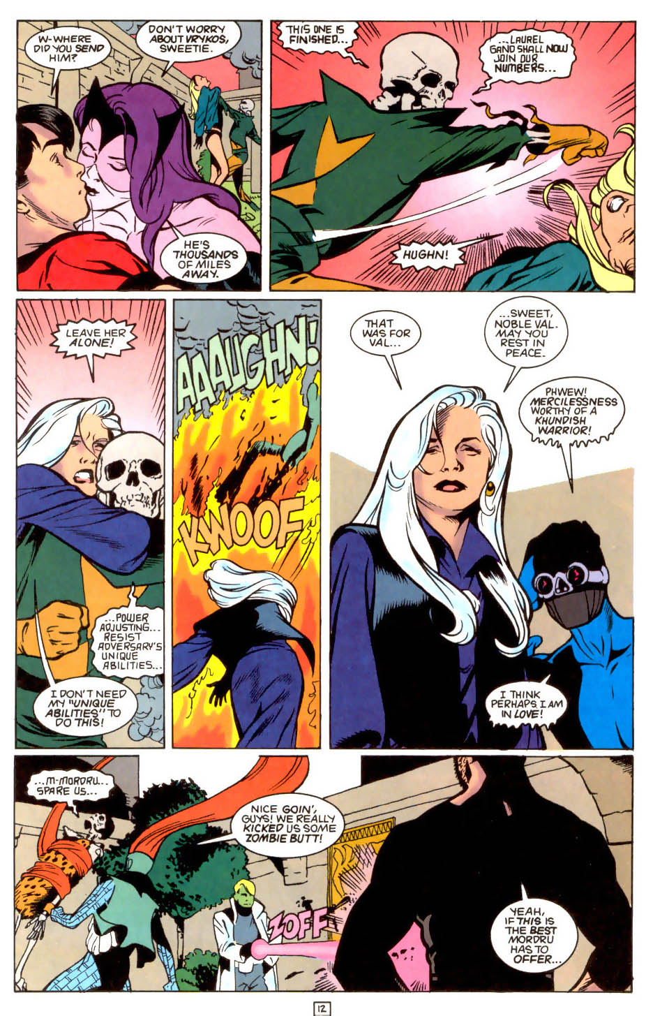Legion of Super-Heroes (1989) 47 Page 12