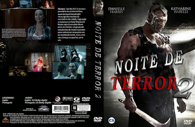 Filme Noite de Terror 2 DVD Capa