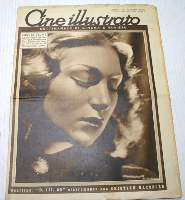 18 December 1940 worldwartwo.filminspector.com Cine Illustrato