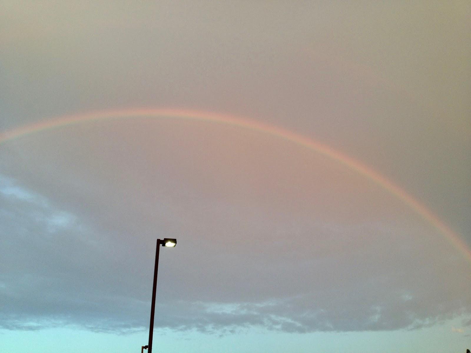 IMG_8105 Verwunderlich so where Over the Rainbow Dekorationen