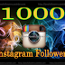 Jasa Tambah 1000 Followers Instagram