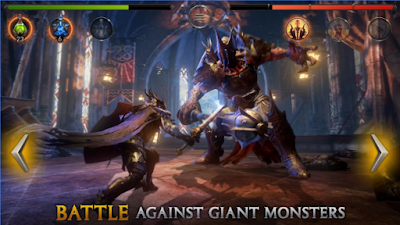 Lords of the Fallen Mod Apk