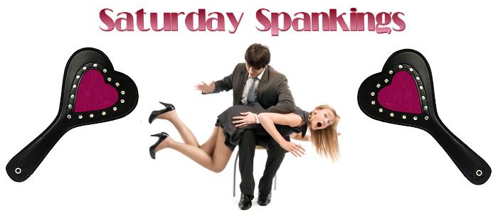 Saturday Spankings-Valentines