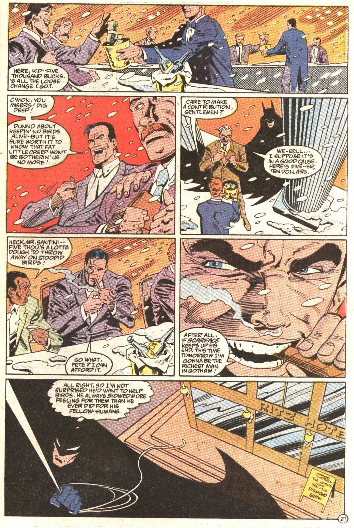 Detective Comics (1937) 610 Page 21