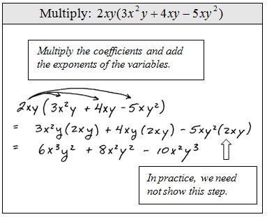 Openalgebra Com Multiplying Polynomials