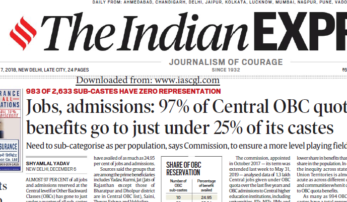 The Indian Express ePaper Download 7th December 2018