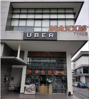 ofis uber kl