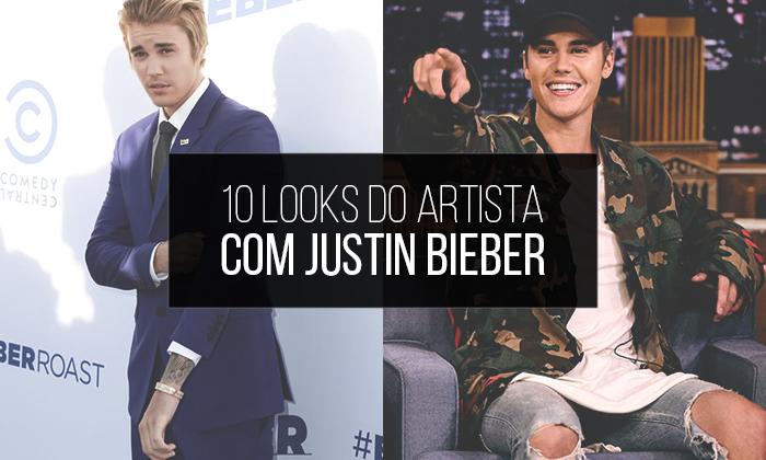 Macho Moda - Blog de Moda Masculina  10 Looks do Artista com Justin ... e18b090c4d1
