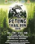 Petung Trail Run • 2018
