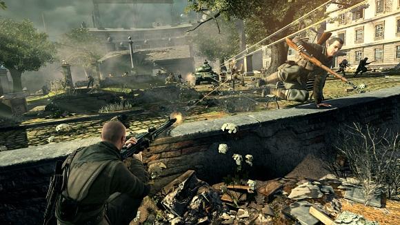 Sniper Elite V2 PC Full İndir