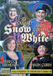 Su Pollard, Andy Collins, Shaun Curry