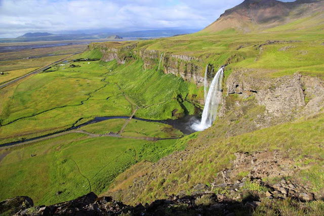 Cachoeira Seljalandsfoss – Islândia