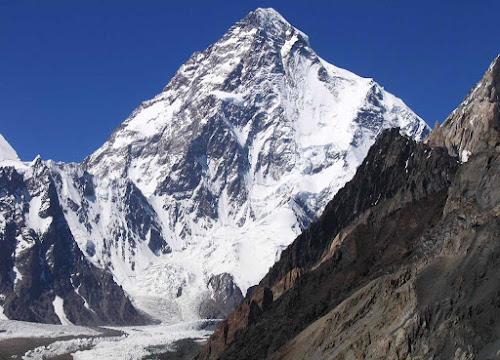 K2 - Segunda montanha nais alta do mundo