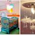 Iluminação inspiradoras para quartos de crianças