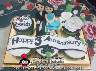 Cupcake Birthday Romantis Untuk Pasangan
