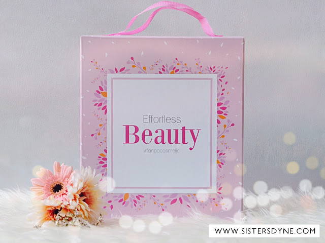 Goodie Bag Fanbo Effortless Beauty