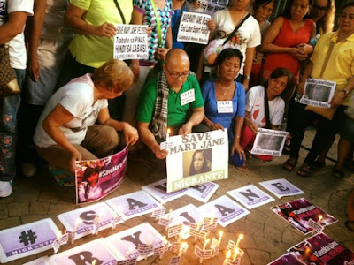 Veloso won't be executed until legal process in Philippines concludes: Indonesian AG