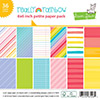Lawn fawn paper - REALLY RAINBOW
